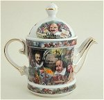 Shakespeare Teapot